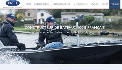 rigiflex bateau de pêche
